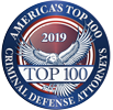America's Top 100 Criminal Defense Attorneys 2019